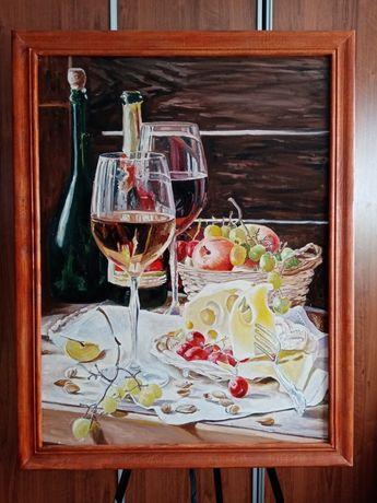 Живопис картини маслом холст живопись картина