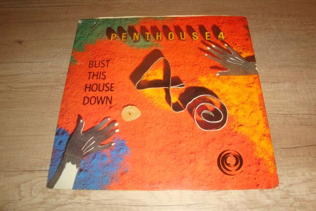 """Penthouse 4 - Bust This House Down 12"""" winyl vinyl"""