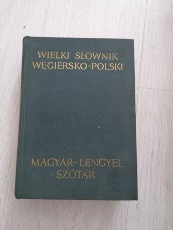 Wielki slownik polsko-węgierski