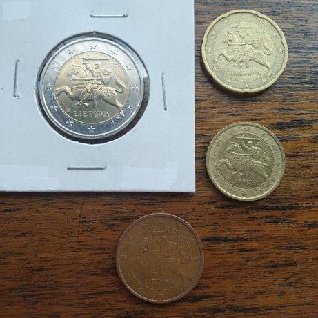 Moedas Correntes Euro