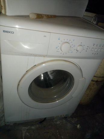 Pralka Beko ( na części lub dłuższe prania )