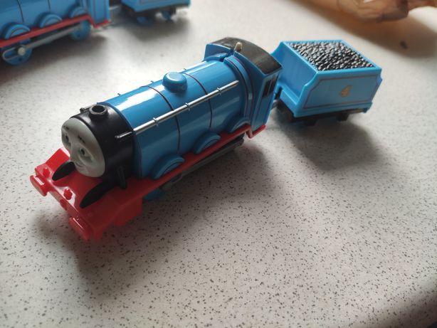 Tomek i przyjaciele pociąg z wagonem z węglem