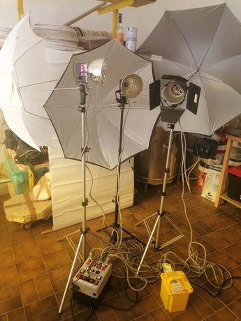 STUDIO light set