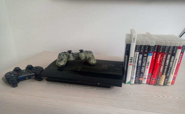 Play station 3 ps3 2 pady 13 gier gry