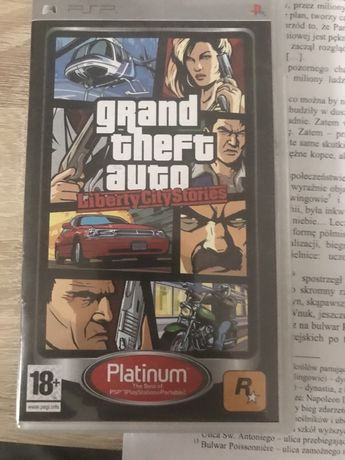 Gta liberty city i need for speed Psp