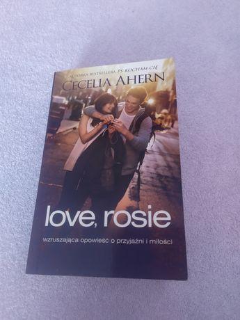 Cecelia Ahern - Love, Rosie wydanie kieszonkowe