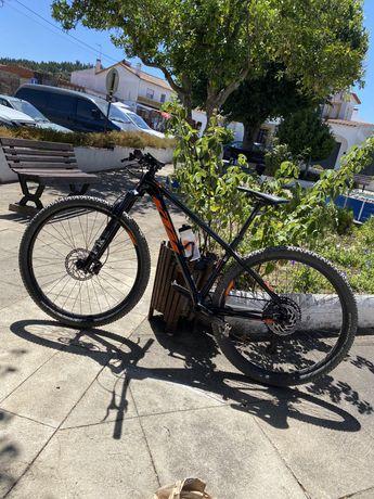 Bicicleta ktm Myrron one 2020