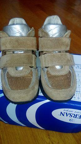 Ботинки италия itersan 24 красавки ecco clarks geox