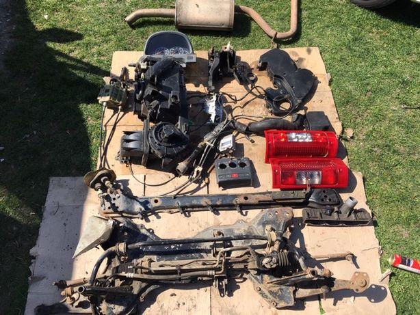 Fiat Ducato 2.3 JTD 99-06- Przekładnia Kierownicza