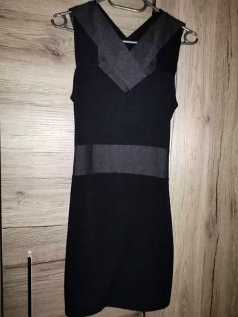 Czarna sukienka :)