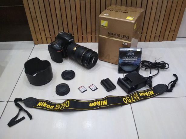 Nikon d750 + nikkor af-s 24-70 2.8