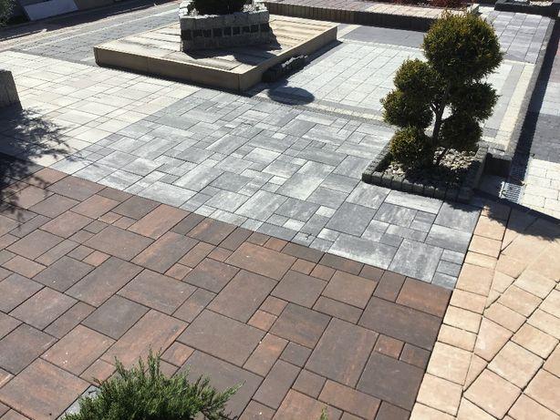 Kostka brukowa betonowa commix gr. 6 cm
