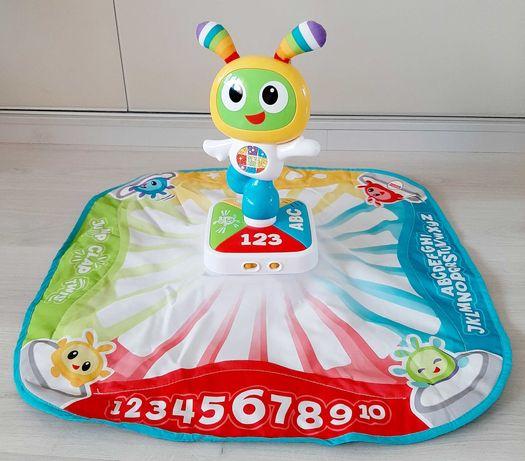 Mata do tańczenia i zabawy BEBO Fisher Price dla niemowląt i dzieci