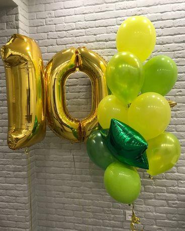 !!!Акция!!! Цифры на День рождения , Гелиевые шары