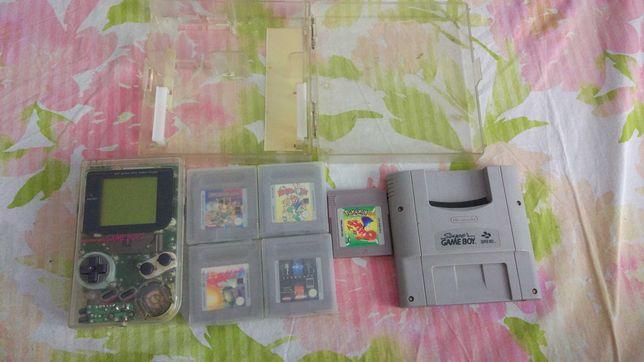 Game Boy Classic zestaw!