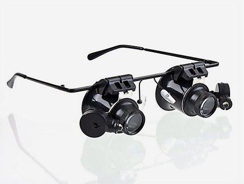 Продам новые увеличительные очки-лупу