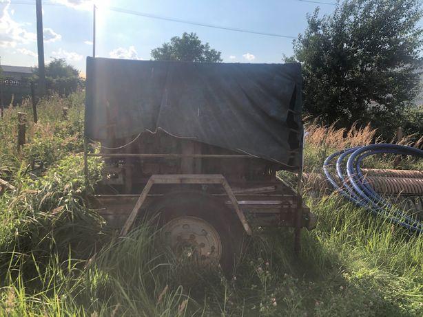 """Agregat prądotwórczy przewoźny """"wojskowy"""" 20 KW"""