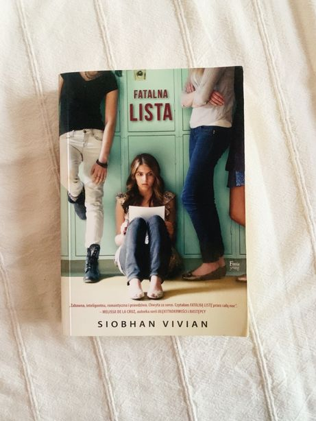 Fatalna lista Siobhan Vivian