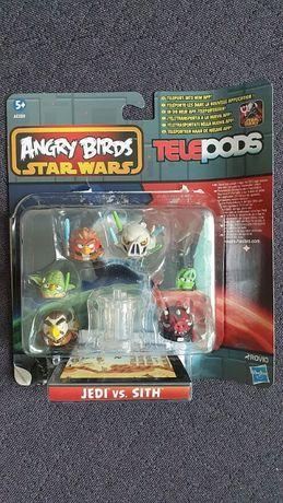 Figurki Angry Birds TelePods Jedi vs. Sith