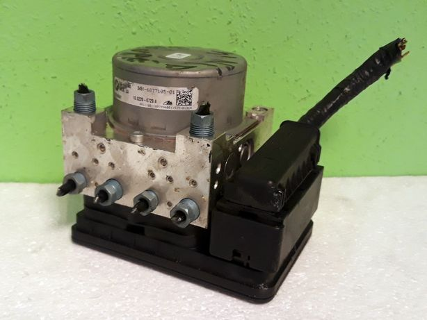 Moduł Sterownik Pompa ABS DSC MINI F56