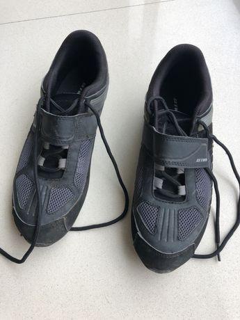 Sapatos ciclismo encaixe DECATHLON 41