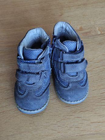 Осенние ботиночки, 23 р. на мальчика, полуботинки