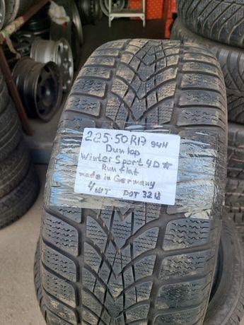 225.50r17 94H Dunlop Winter Sport 4d RUN FLAT 4шт.