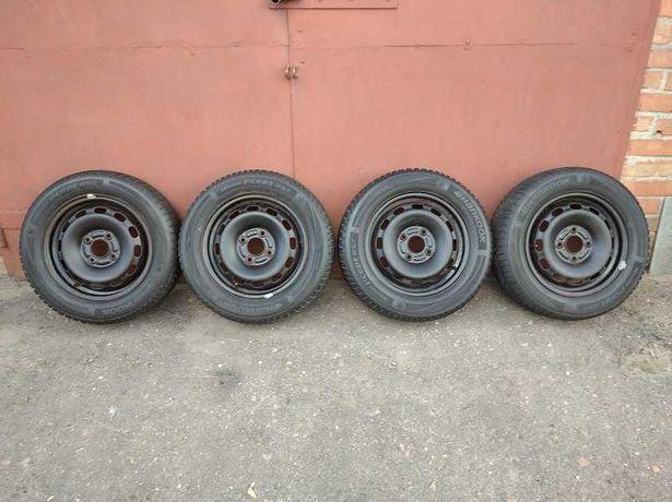 Диски R14 4x108 Форд, Пежо, Ситроен +резина (зима)