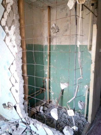 ДЕМОНТАЖНЫЕ работы.Демонтаж.Подготовка к ремонту.Снос домов и построек