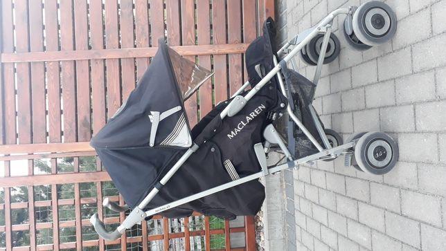 Spacerówka Maclaren techno xlr parasolka+akcesoria