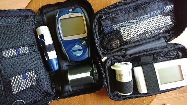 Zestaw dwa glukometry