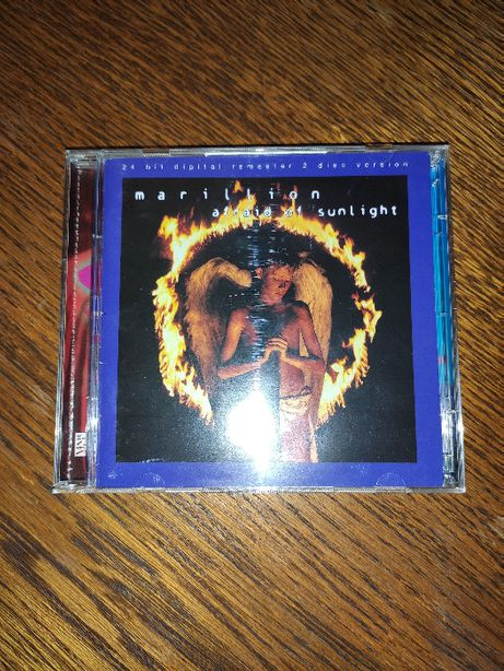 Marillion - Afraid of sunlight /2CD/ 1999 EMI