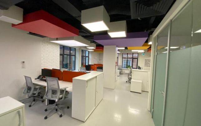 Аренда меблированного офиса Open Space 200 м2 Воздвиженка