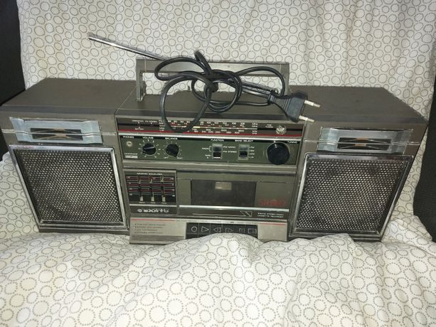 Sanyo Radio magnetofon