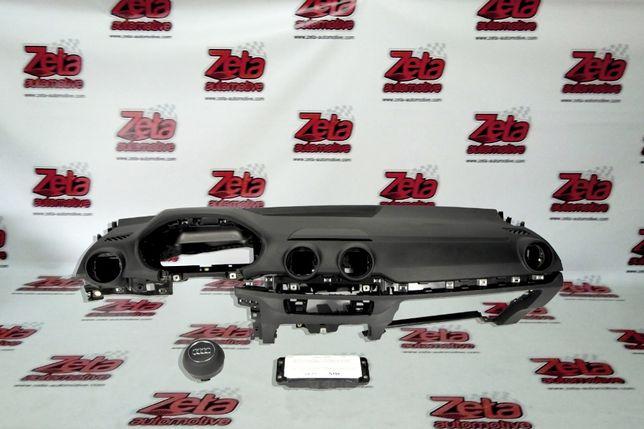 Audi Q2 airbags