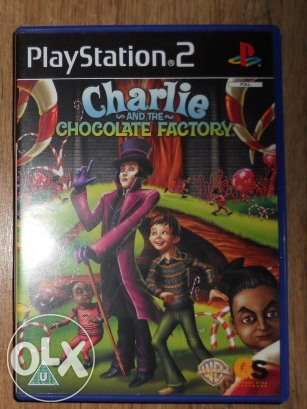 PS2: Charlie And The Chocolate Factory