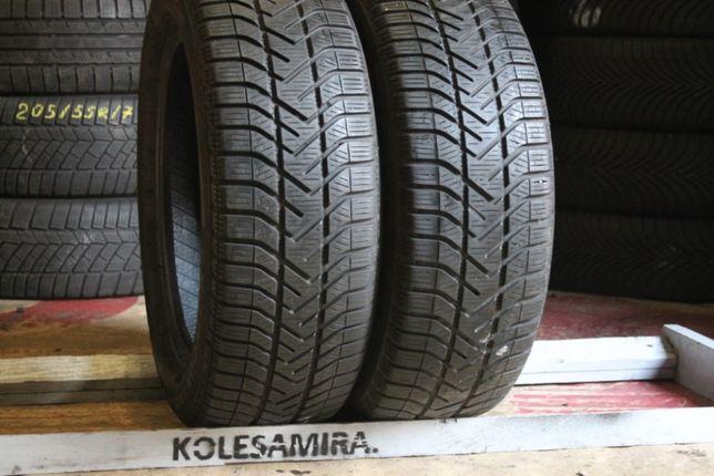 205/55 R16 Pirelli, 6,3 мм, шины зима, 2 шт (195/215/50/60)