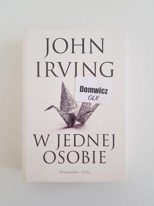 W jednej osobie John Irving książka (jak NOWA) Kielce - image 1