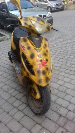 Sabur sport 80 scooter скутер мото моторбіціглі мопед сопртяк