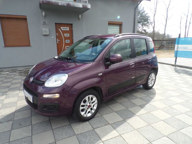 Fiat Panda 2012 rok, 1,2 benzyna, 75 tyś przebiegu. Możliwa Zamiana.