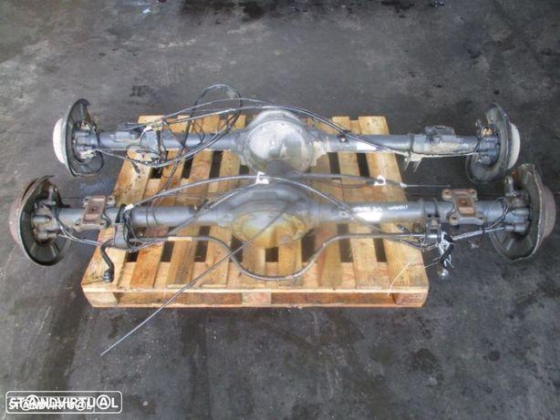 Eixo trás Mercedes Sprinter / VW Crafter 06-