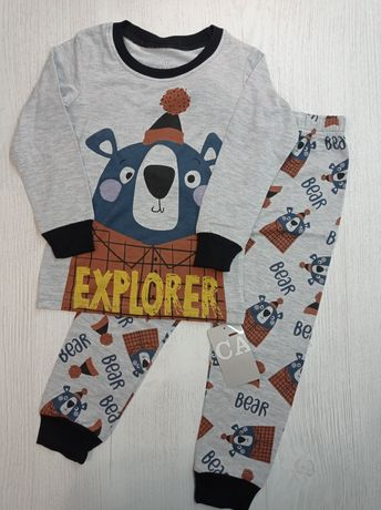 АКЦИЯ!!! Суперские пижамы на мальчика 1-3 года