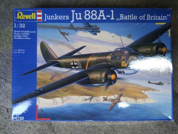 Model do sklejania Revell 04728 Junkers Ju 88A-1 Ba .