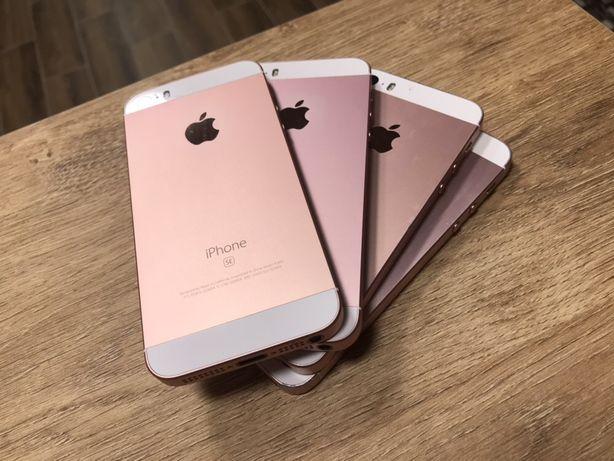 Айфон iPhone SE Neverlock Rose Gold 32/64/128Gb оригинал/гарантия