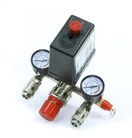 Wyłącznik ciśnieniowy presostat kompresora kompresor 230V reduktor