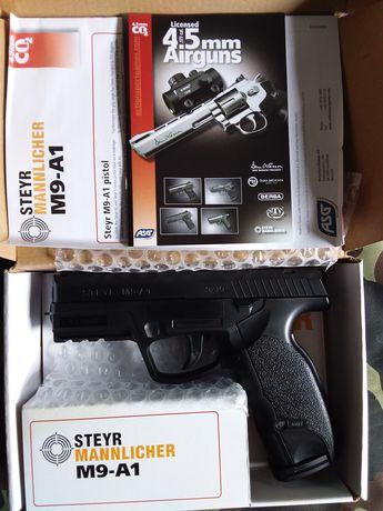 Pistola airgun Steyr M9-A1 (4,5mm)