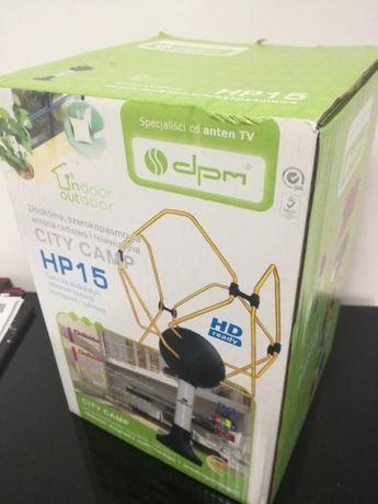 Antena DVB-T TV KORONA 12/230V DOKÓLNA + magnez
