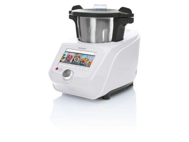 SILVERCREST® Wielofunkcyjny robot kuchenny 1000 W + 800 W z funkcją Wi