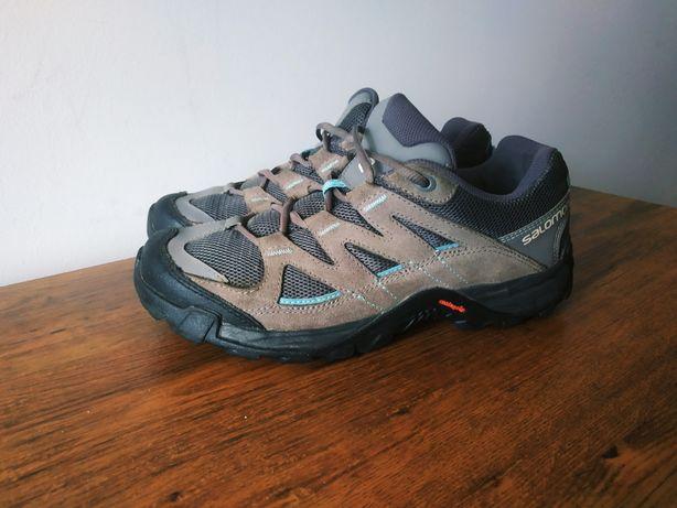 Salomon ботинки кроссовки туристические 40 размер