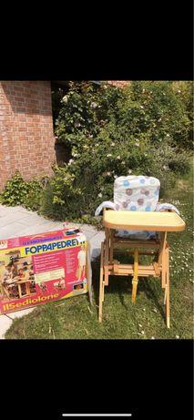 Cadeira refeição Foppapedretti